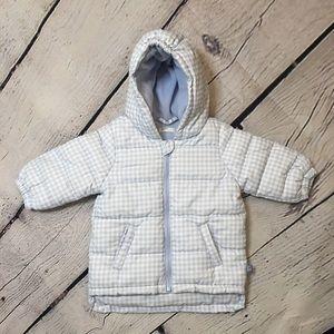 United Colors of Benetton baby boy jacket 3-6m